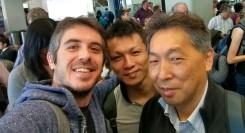 Koji Wada and Kengo Zeze